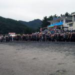 あの東日本大震災後初となる釜石トライアスロンが遂に開催!