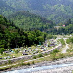 山梨県の早川町が台風の大雨土砂流入で孤立!最新被害情報は?