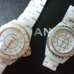 シャネルの腕時計J12の電池交換費用はいくらか値段教えます(゚∀゚)