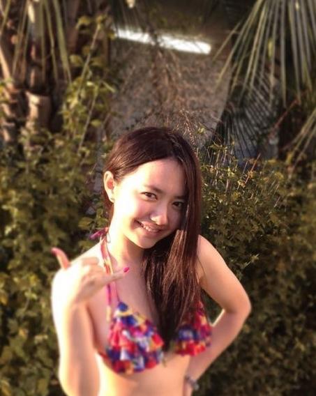 椎木里佳の水着画像がたまらん件について動画も求む!